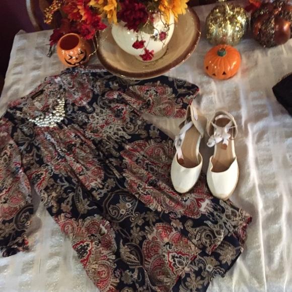 reborn Dresses & Skirts - Blouson Boho Dress